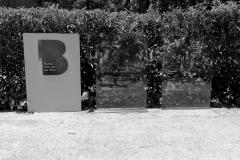 Padiglione tedesco - Barcellona - Pannello