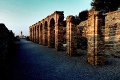 sirmione colonnato